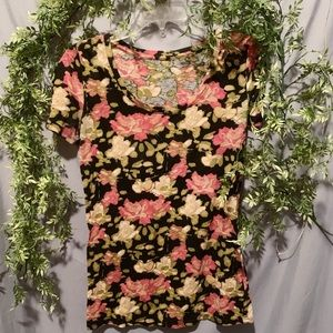 UO BDG Floral Graphic T-Shirt